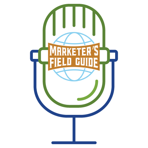 Marketer's Field Guide - Podcast Icon